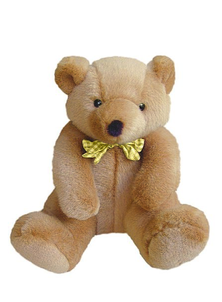 Teddy Tolerate Toy Doll Bear Soft Lenient Animal C
