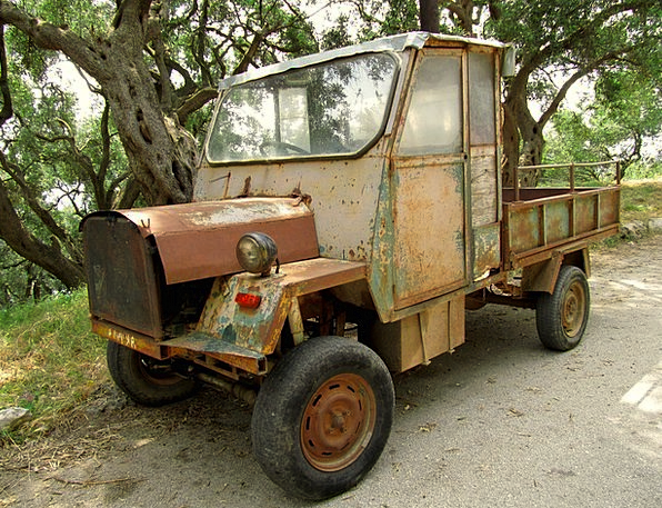 Auto Car Traffic Transportation Truck Oldtimer Wre