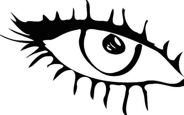 Eye Judgment See Understand Iris Eyeball Focus Emp
