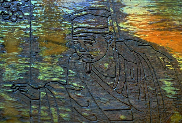 Carving Model Timber Picture Image Wood Art Painti