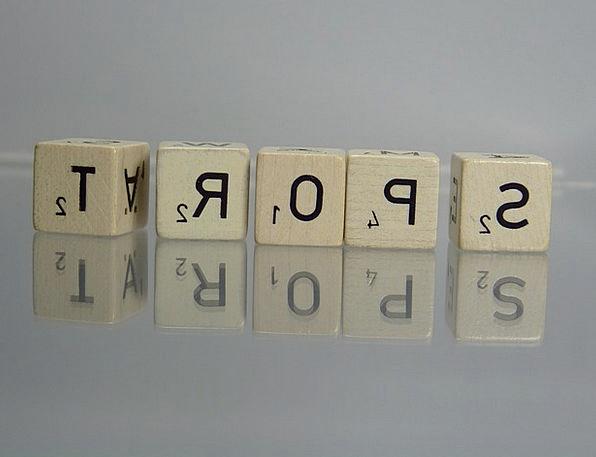 Sport Diversion Grope Text Manuscript Scrabble Mir