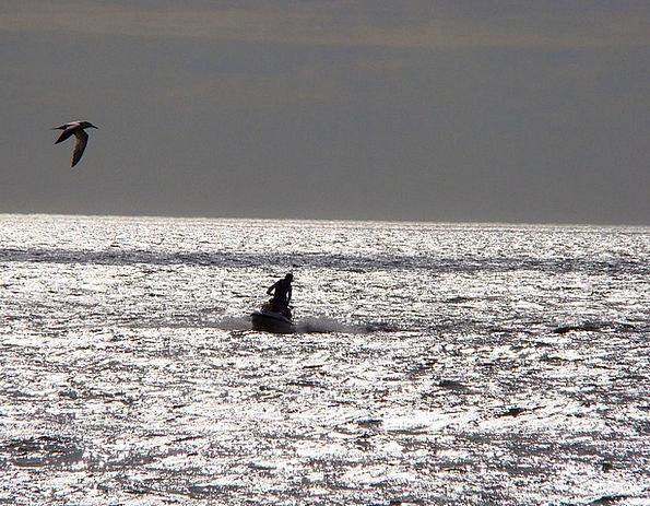 Ocean Marine Vacation Upsurge Travel Breeze Waft W