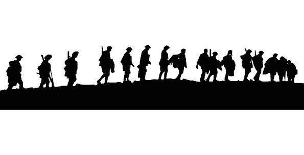 Military Soldiers Militaries Army Combat Walking U