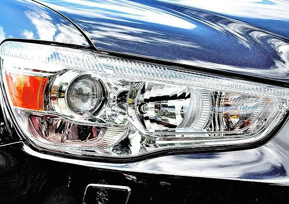 Spotlight Attention Traffic Bright Transportation