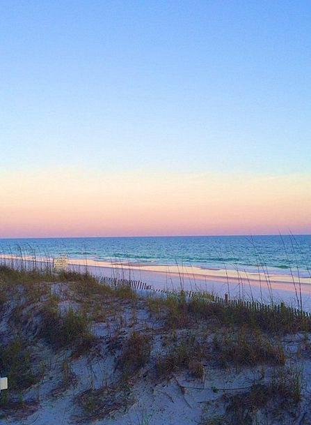 Sunset Sundown Vacation Dawn Travel Beach Seashore