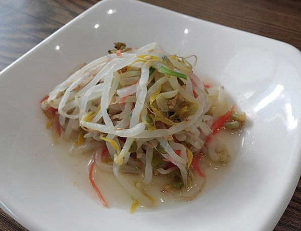 Sprouts Shoots Drink Food Side Dish Bean Sprouts C