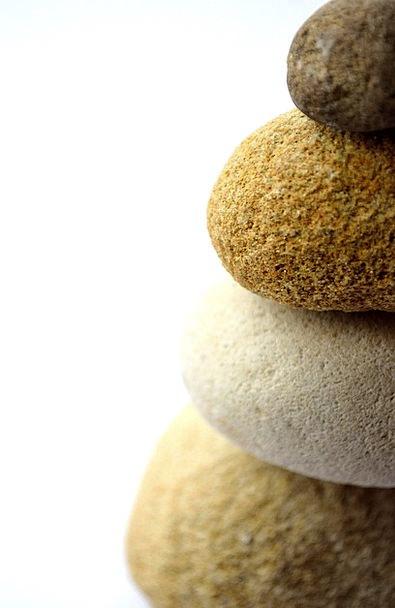 Stack Heap Equilibrium Zen Balance Calm Spa Sanato