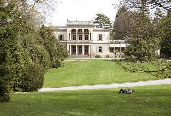 Museum Rietberg Main Building Villa Wesendonck Com