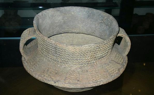Viking Scandinavian Stone Age Bowl Historical Past