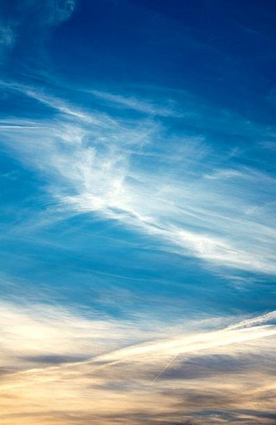 Clouds Vapors Blue Sunrise Dawn Sky Shut Off Switc