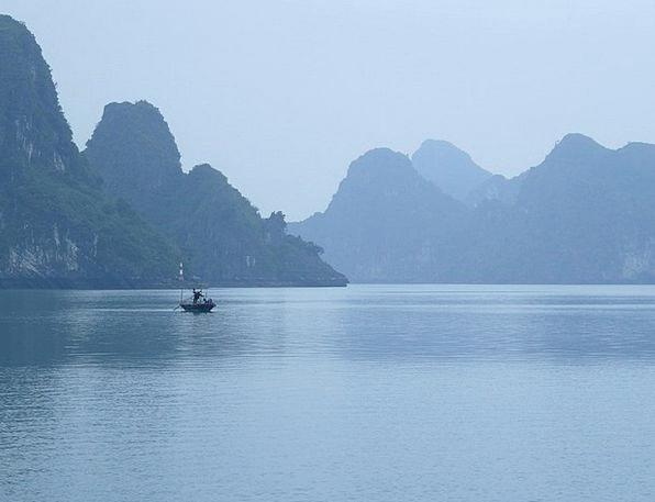 Halong Bay Fischer Vietnam Boot Gumboot