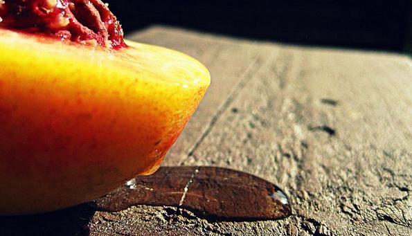 Peach Beauty Drink Ovary Food Juicy Scandalous Fru