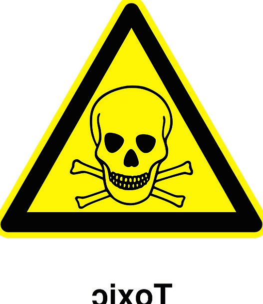 Toxic Craft Resources Industry Warning Cautionary