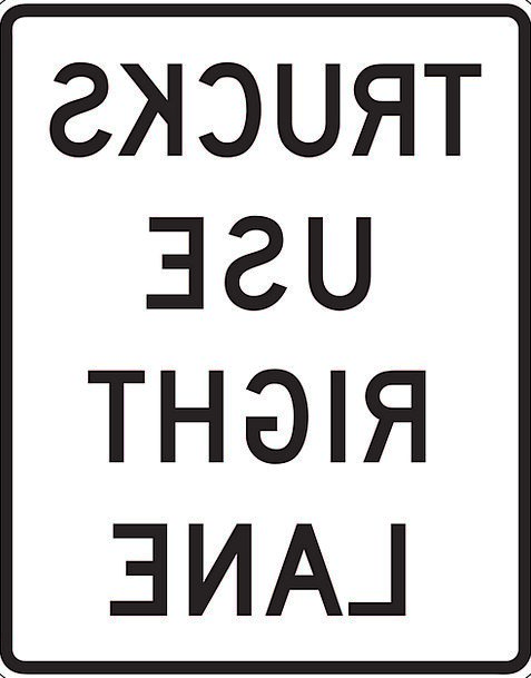Right Correct Traffic Path Transportation Road Str