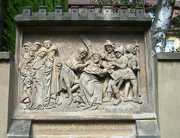 Way Of The Cross Germany Bamberg
