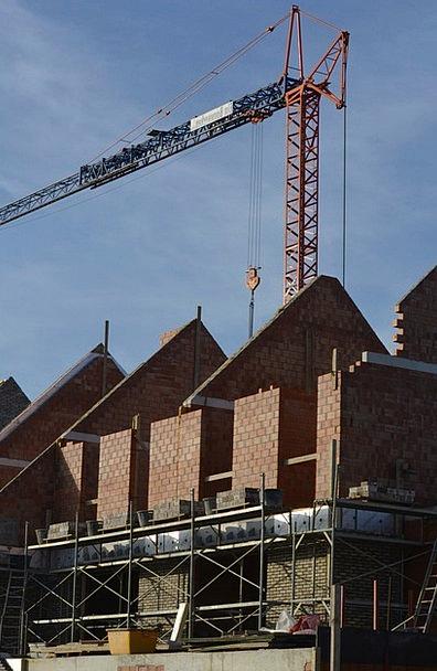 Build Shape Buildings Household Architecture Brick