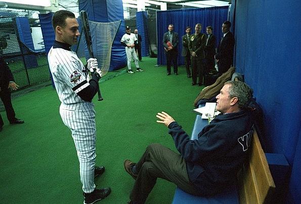 George Bush Leader Man Gentleman President World S