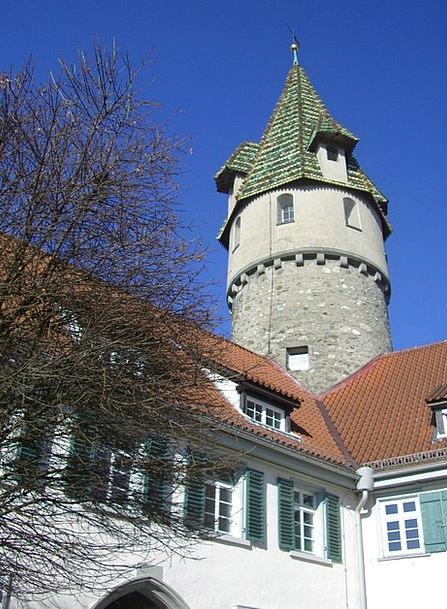 Ravensburg Sky Green Tower Blue Azure