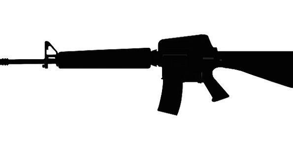 Machine Mechanism Firearm War Conflict Gun Deadly