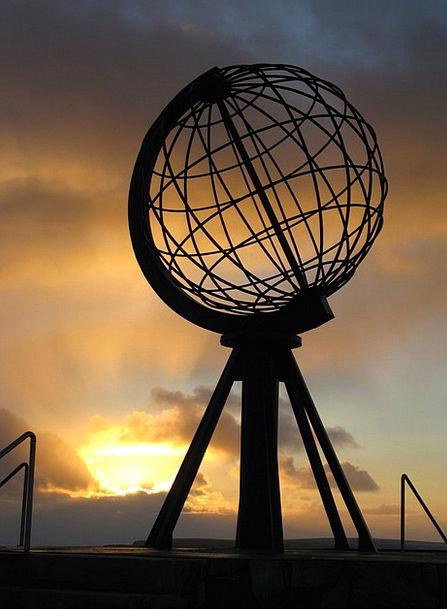 North Cape Buildings Memorial Architecture Globe S