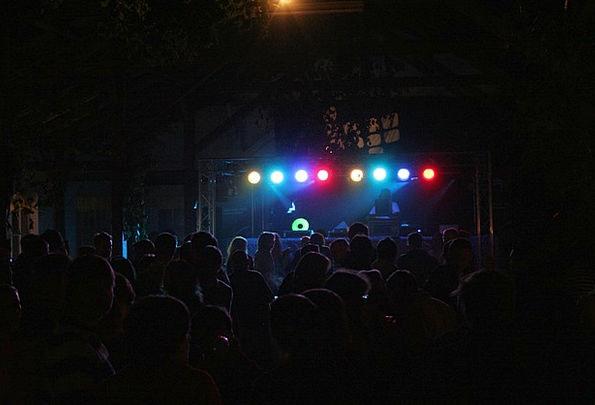 Disco Bop Club Light Bright Nightclub Spot Adverti