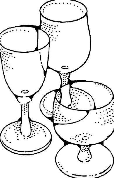 Wine Glasses Goblets Stemware Glasses Spectacles F