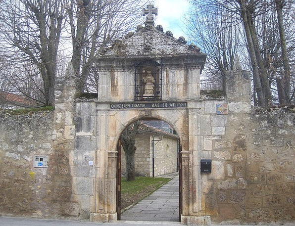 Burgos Landscapes Nature Wall Partition Spain Arch