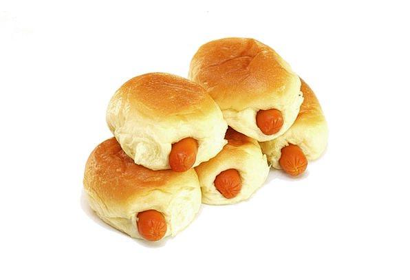 Hotdog Frankfurter Drink Food Sweets Bonbons Baker