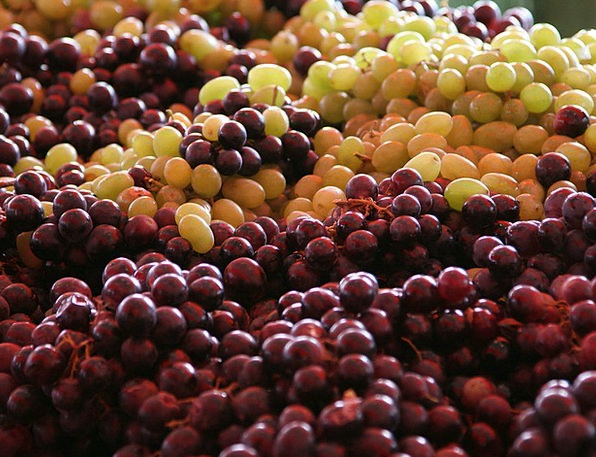 Grapes Drink Food Red Grapes White Grapes Market M