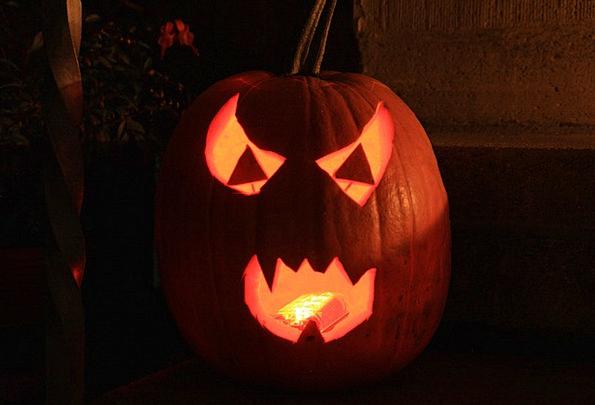 Halloween Pumpkin Lantern Pumpkin Lantern Lamp Lig