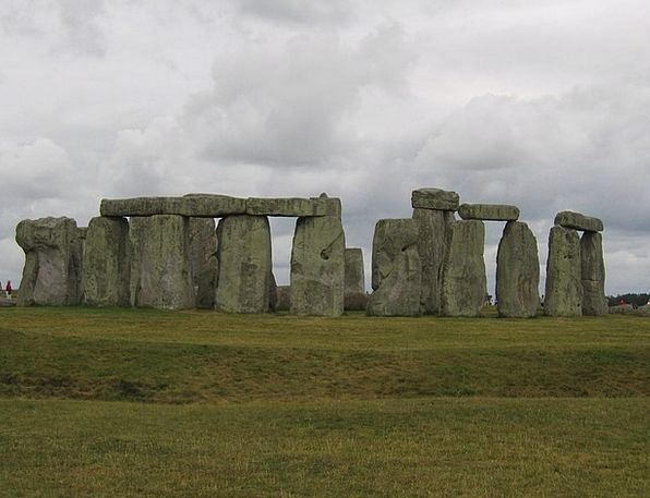 Stonehenge Buildings Spiritual Architecture Place
