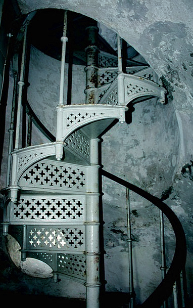 Spiral Staircase Staircases Lyngvik Lighthouse Sta