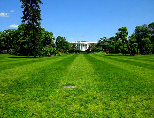 White House Buildings Leader Architecture House Ho