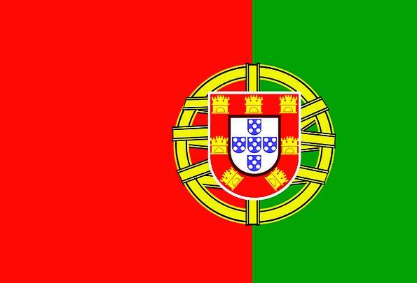 Portugal Standard Portuguese Flag Armilliary Spher