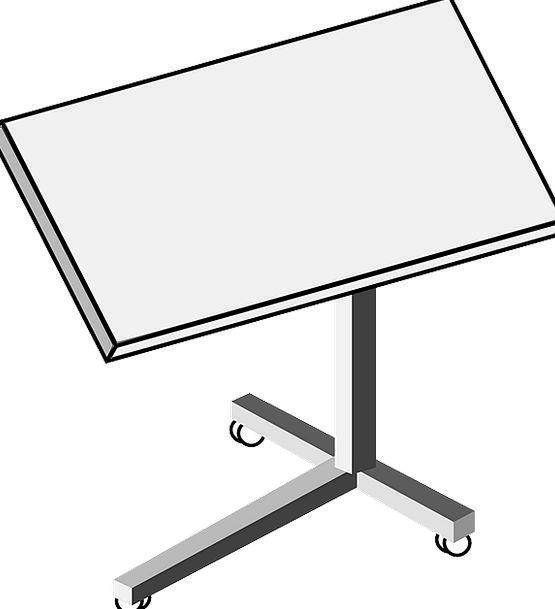 Table Bench Shelf Top Highest Ledge Desk Counter R