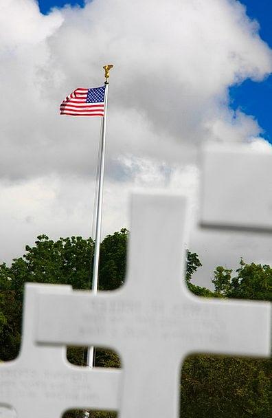American Interment Cemetery Burial Graveyard Memor