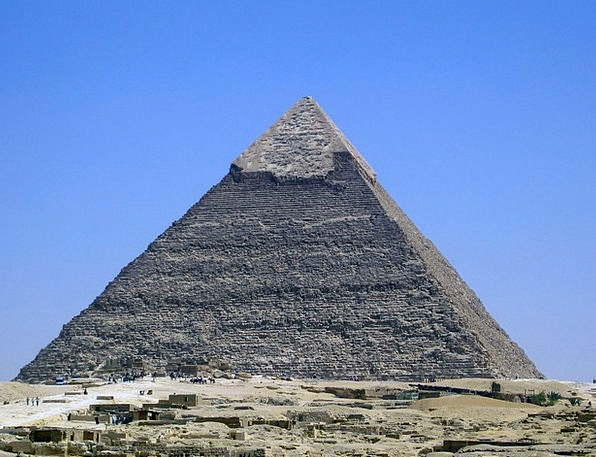 Egypt Buildings Architecture Culture Ethos Pyramid