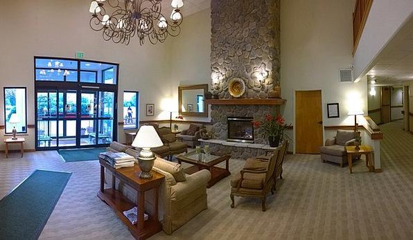 Lobby Foyer Welcome Hall Gallery Reception Hotel G