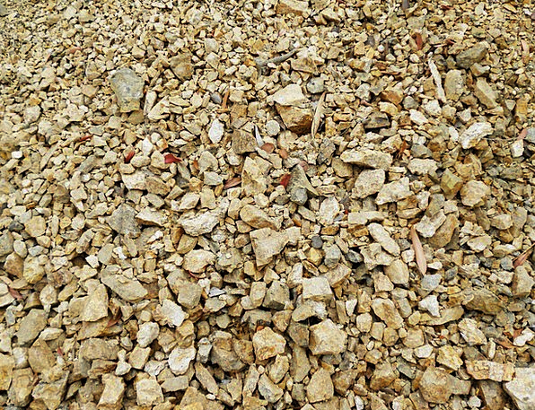 Gravel Grit Pillars Stone Rocks Material Physical