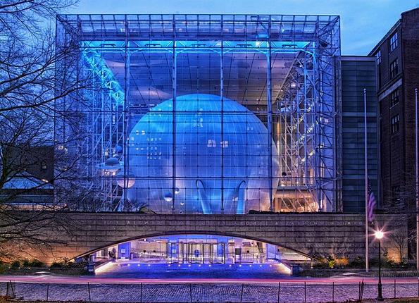 Modern Architecture New York City