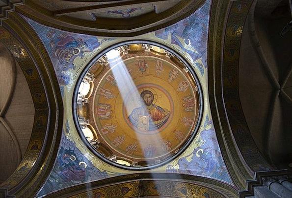Israel Ecclesiastical Image Copy Church Ceiling Ma