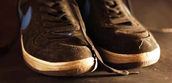 Sneakers Running shoe Fashion Beauty Black Dark Ni