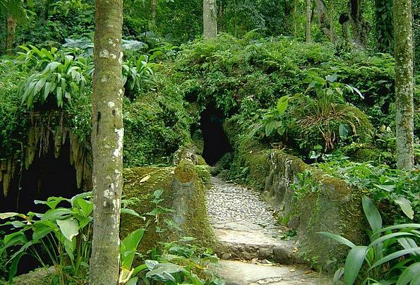 Cave Landscapes Countryside Nature Landscape Scene