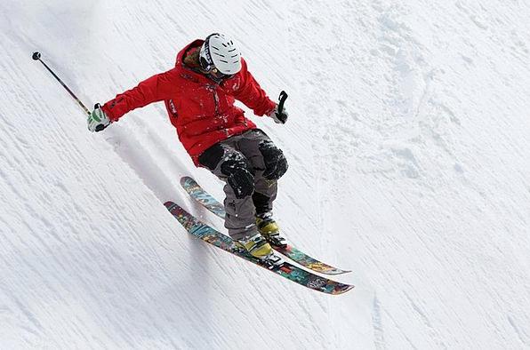 Freerider Landscapes Nature Ski Skiing Downhill Sp
