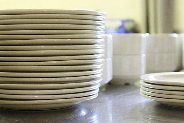 Plate Bowl Cutlery Kitchen Kitchenette Tableware S