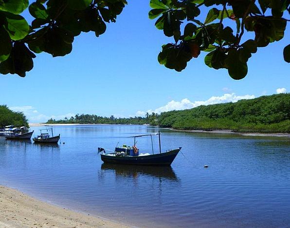 Rio Landscapes Ships Nature Nature Countryside Boa