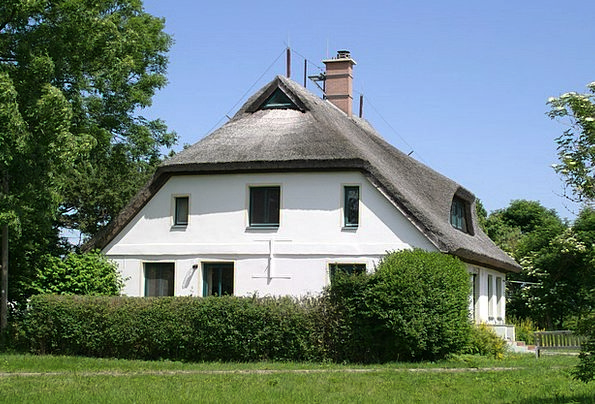 Thatched Roof Buildings Home-based Architecture Rü