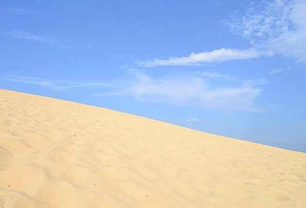 Pyla Dune Landscapes Bank Nature Sand Shingle Dune
