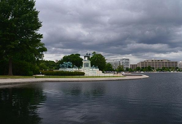 Washington Dc Pond Capitol Hill Pool