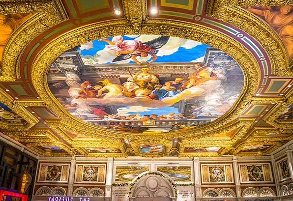 Ceiling Painting Buildings Maximum Architecture Pa